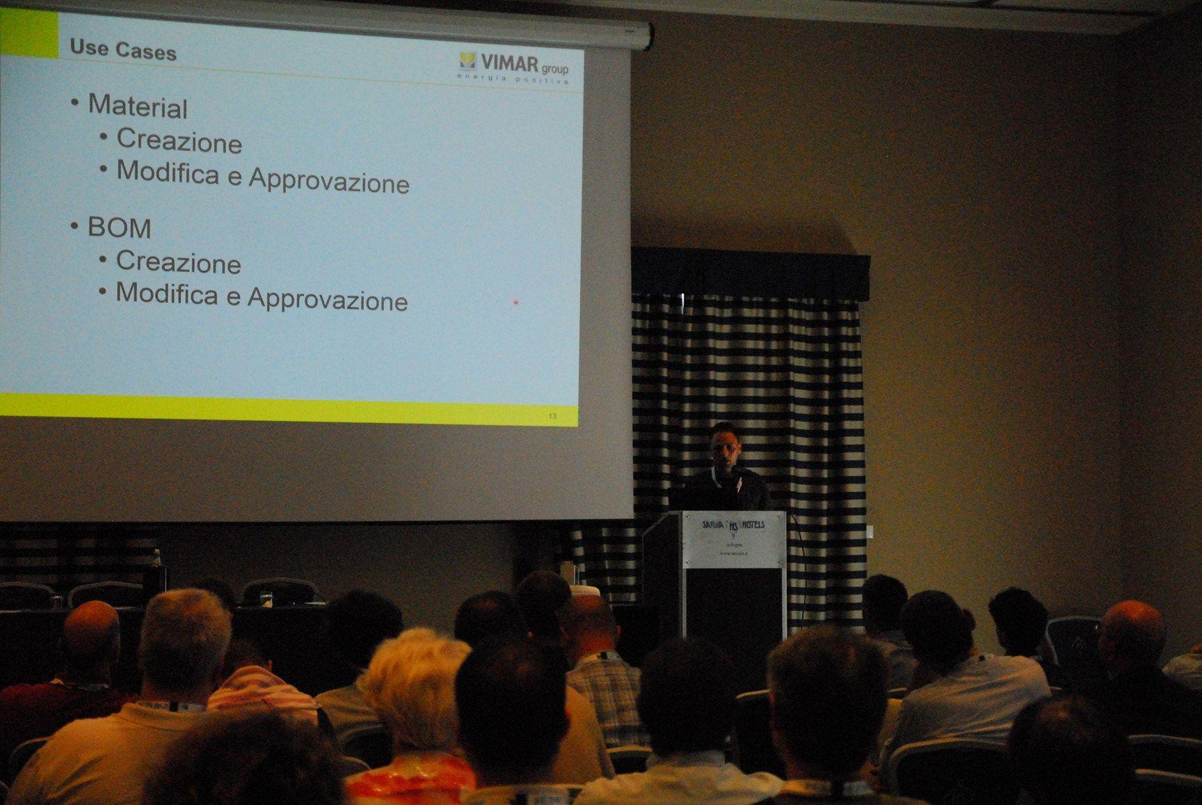 Vimar a 'Zuken Innovation World 2016 Italia'