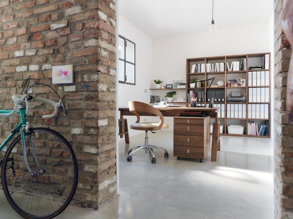 Ufficio Casa Legno : A casa in ufficio oppure in ufficio a casa