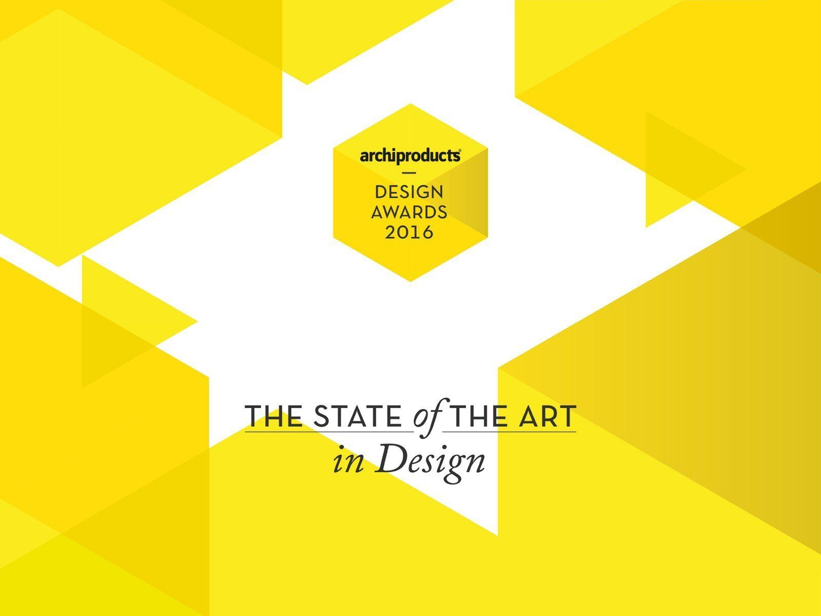 Al via gli Archiproducts Design Awards, ADA 2016