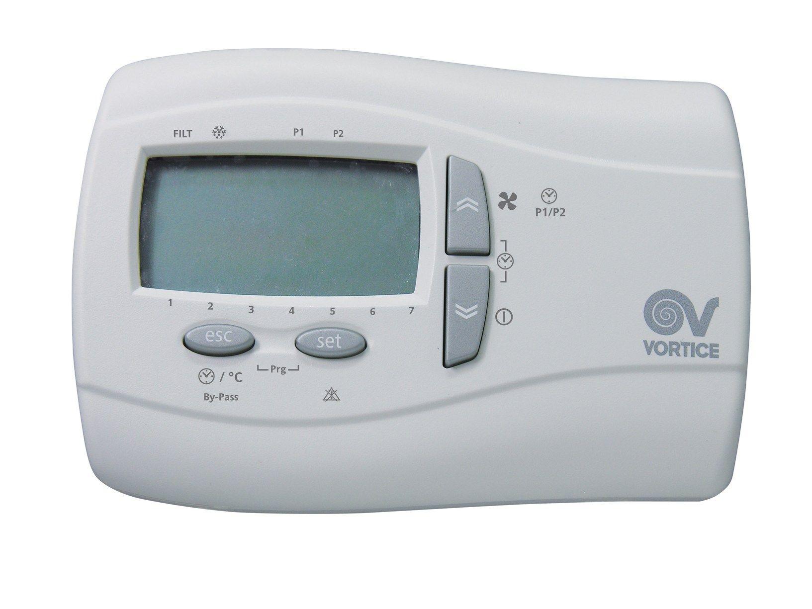 Vortice presenta VORT HR 250 NETI