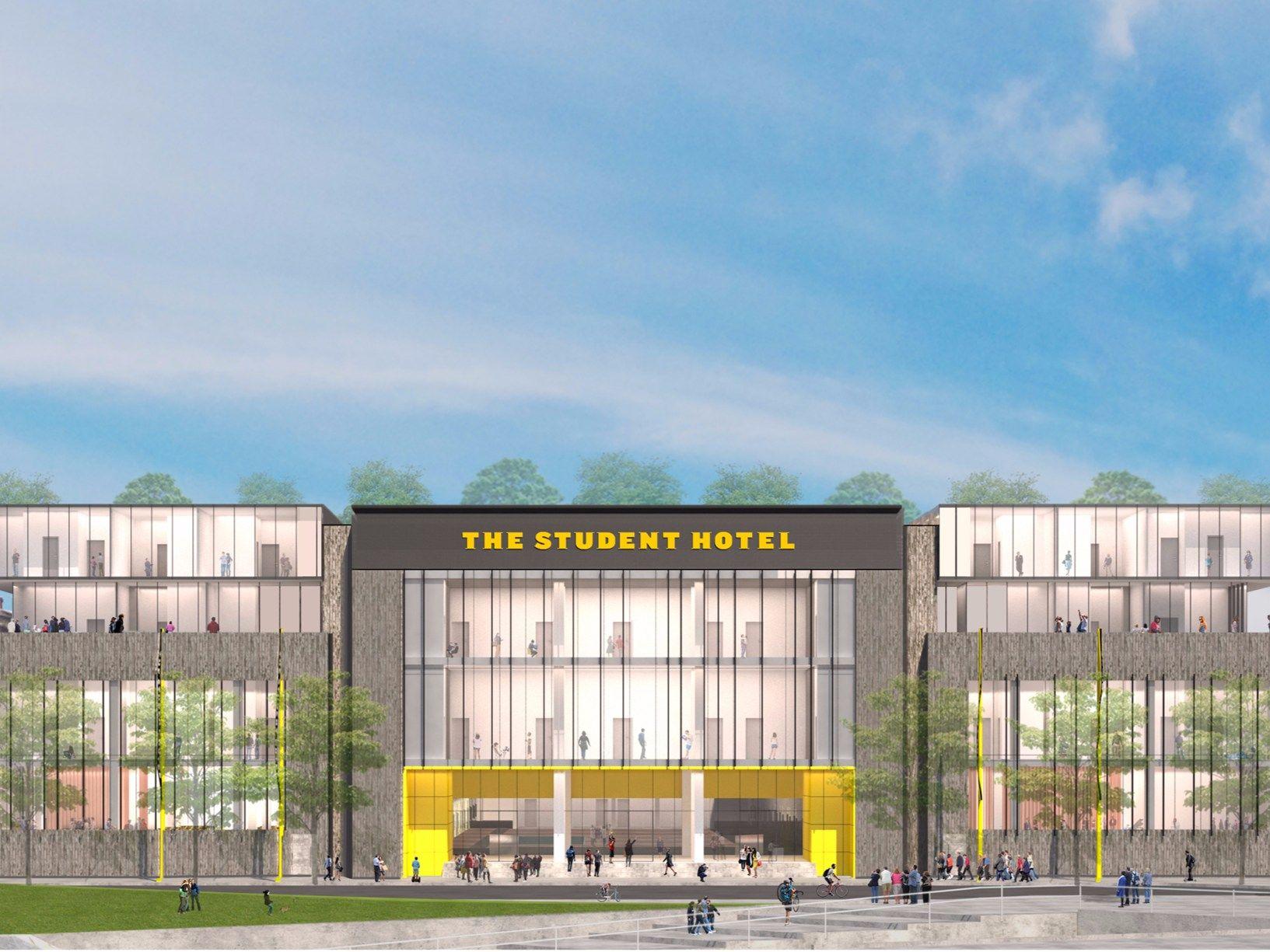The Student hotel: da albergo di lusso a modello di co-living