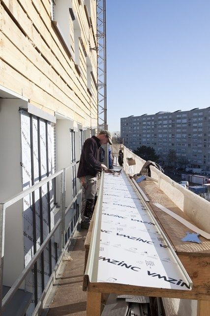 Vmzinc: Zinco Titanio protagonista di un'importante ristrutturazione