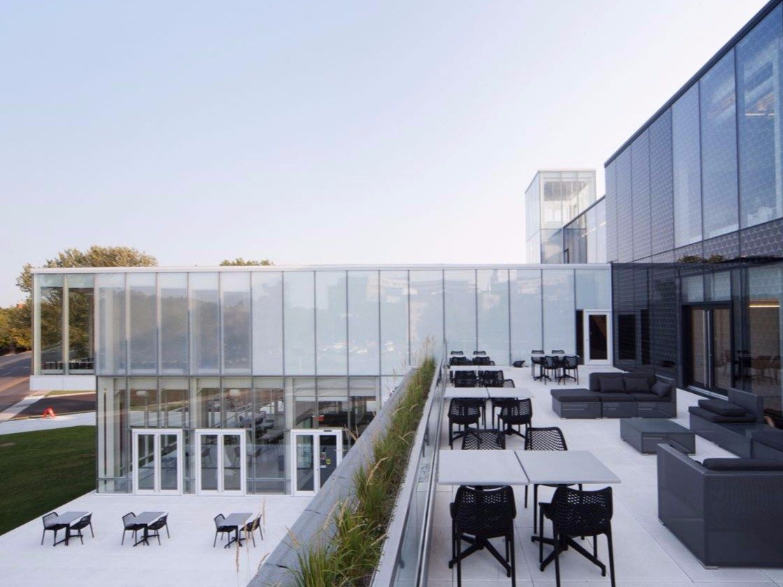 Ampliamento del Joliette Museum of Art di Montréal