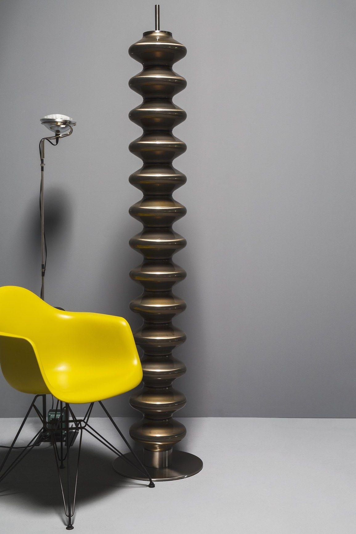 Tubes, Milano design Antonia Astori e Nicola De Ponti