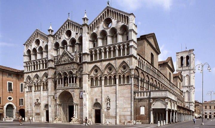 Cattedrale di San Giorgio Martire a Ferrara