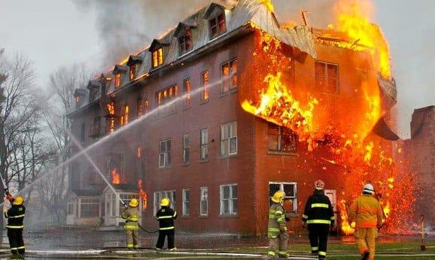 Prevenzioni incendi: pubblicate le nuove norme per gli alberghi