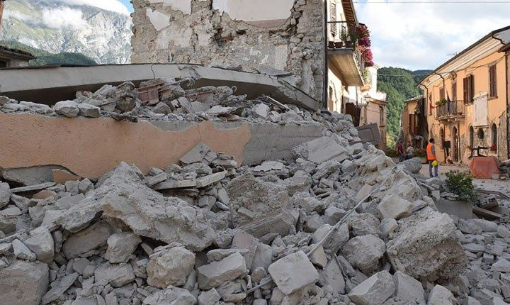 Terremoto in Centro Italia, la parola d'ordine è prevenzione