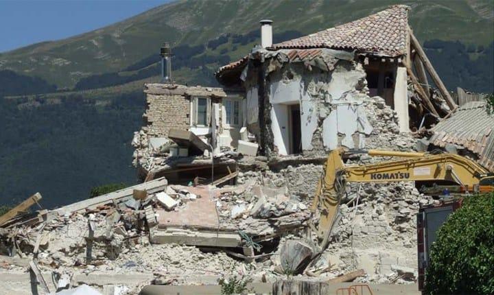 Sisma Centro Italia, ecco gli edifici danneggiati e crollati