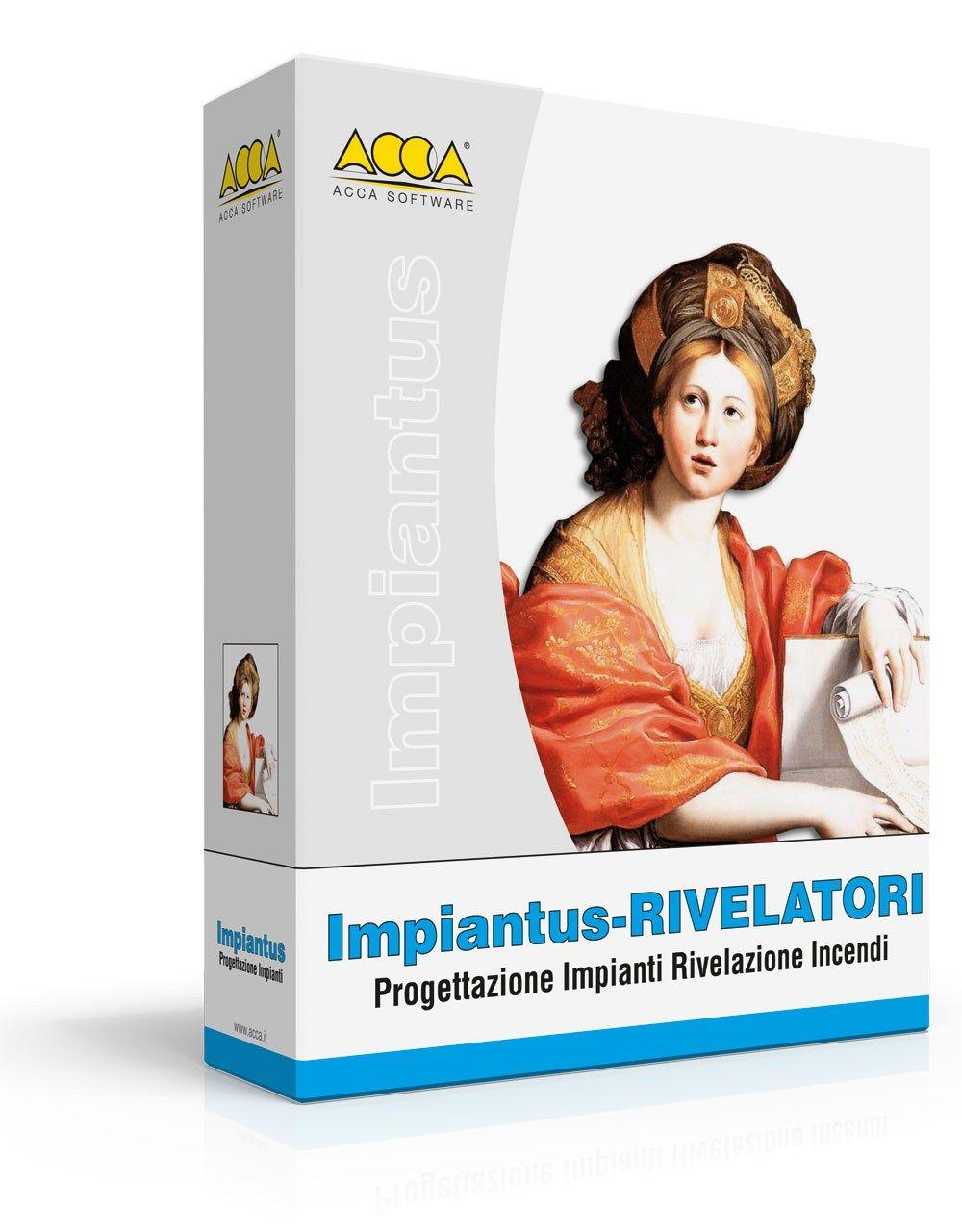 ACCA presenta Impiantus-RIVELATORI
