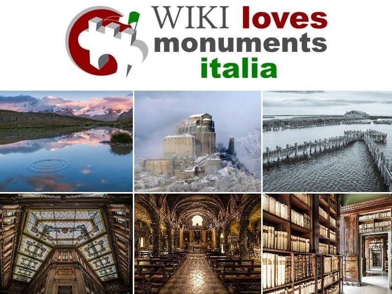 Wiki Loves Monuments: l'edizione 2016 scade il 30 settembre
