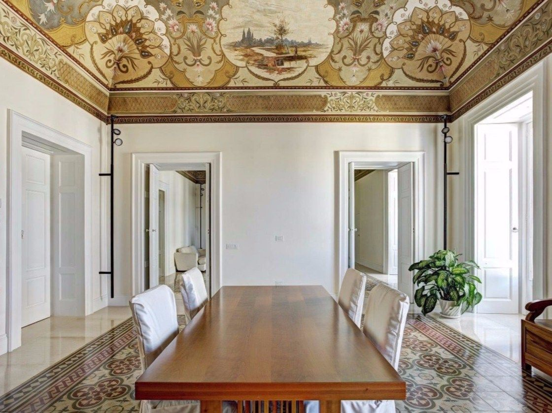 Puglia: abitazione in Stile Liberty