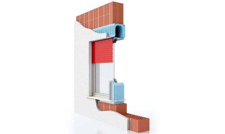 Alpac: l'efficienza energetica di un edificio si misura anche dalle prestazioni di isolamento del sistema finestra