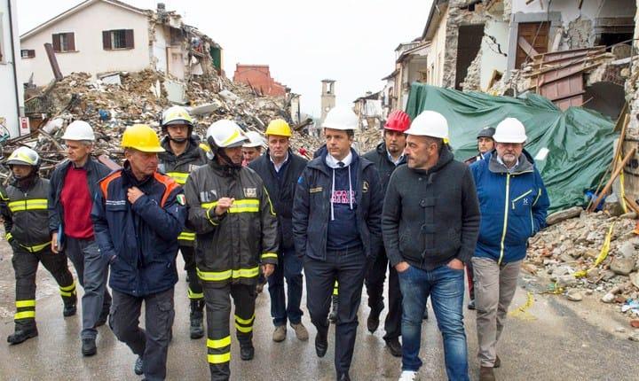 Terremoto, in arrivo 4,5 miliardi di euro per la ricostruzione