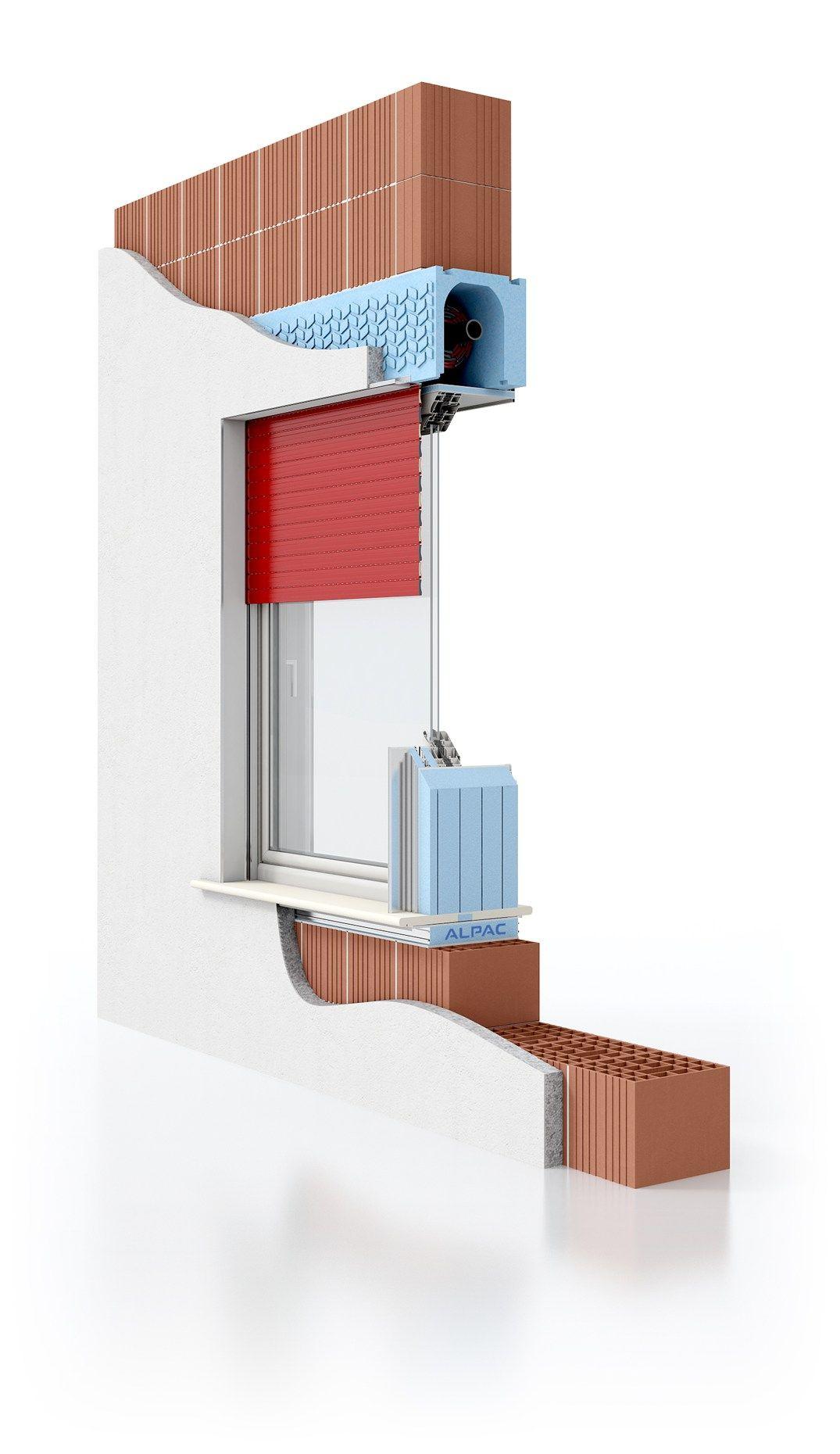 Alpac, il perfetto isolamento della finestra