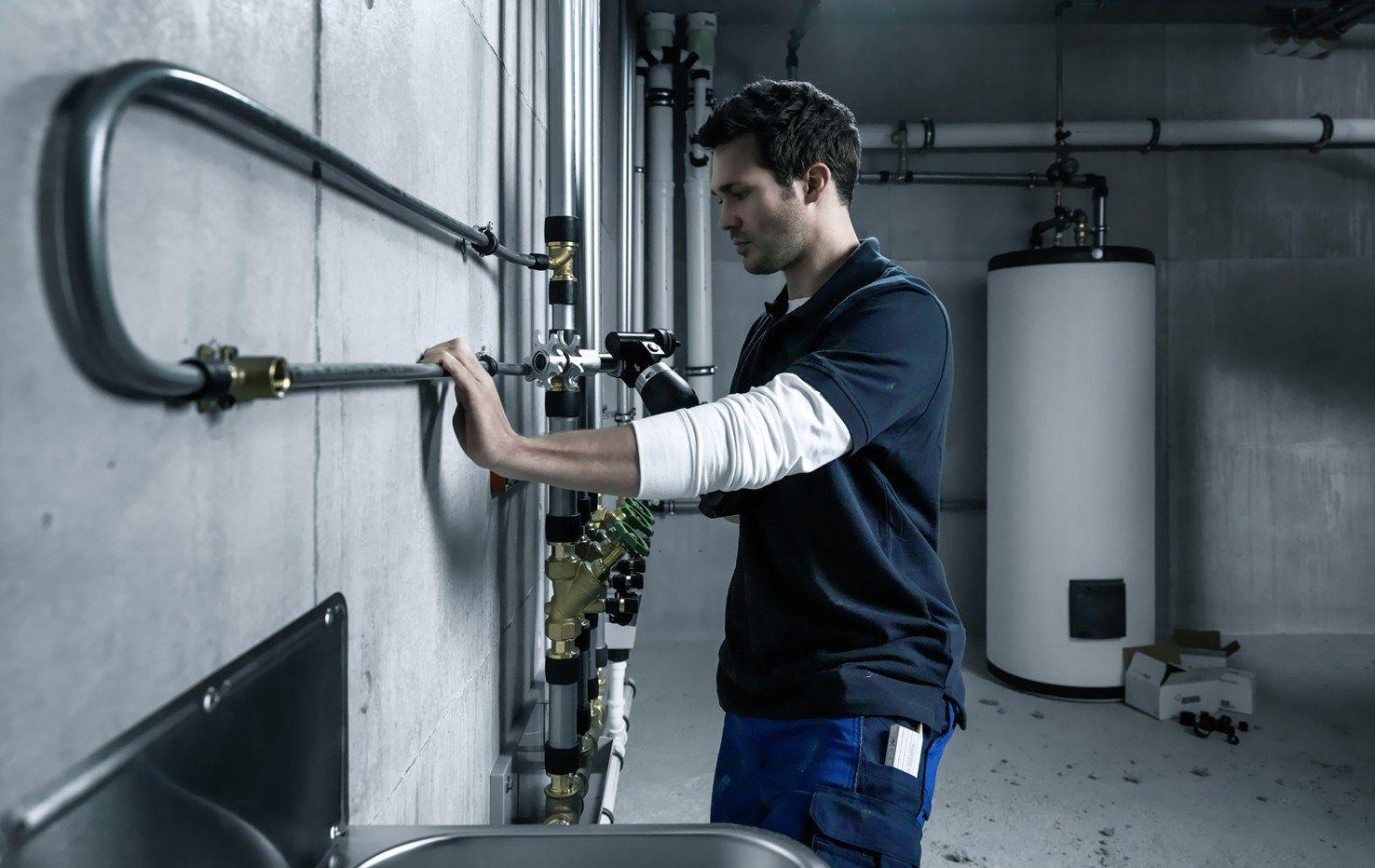 RAUTITAN di REHAU: il sistema di riferimento per installazioni idrotermosanitarie