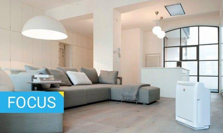 Qualità dell'aria indoor: i sistemi per contrastare l'inquinamento negli edifici