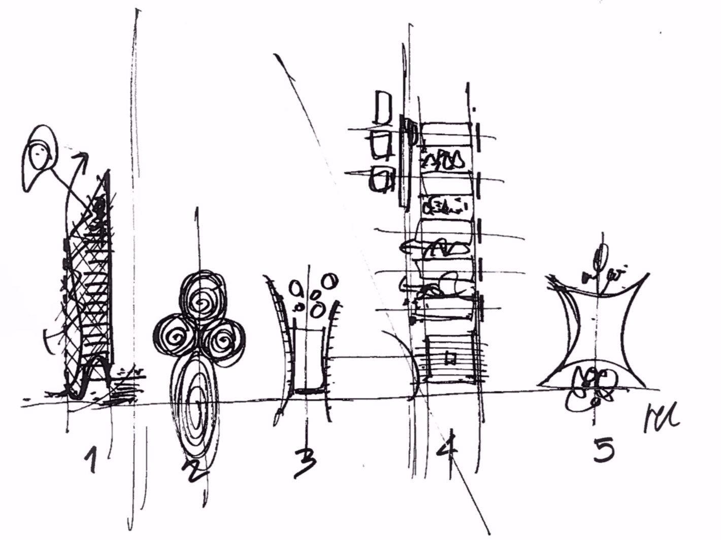 5 storie, 5 protagonisti, 5 cantieri di Mario Cucinella Architects