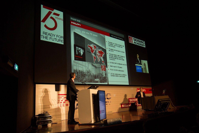 Hilti Italia: 'grande successo per la IV edizione di Seismic Academy'