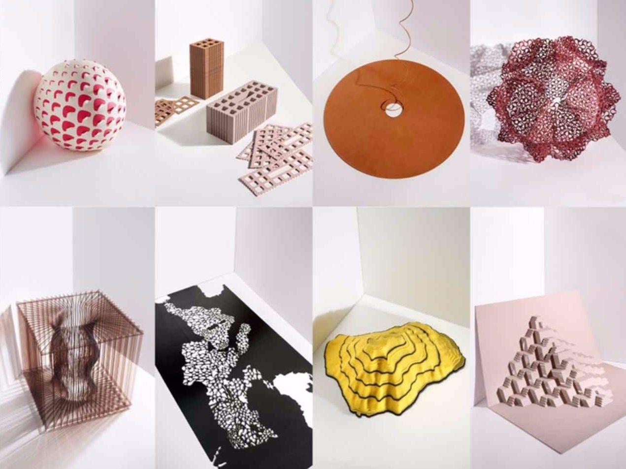 12 progetti di 12 designer interpretano la tecnologia Atom