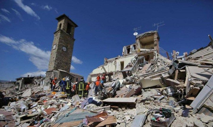 Terremoto, in vigore il secondo Decreto