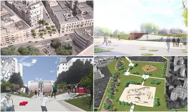 Riqualificazione urbana, i progetti candidati al 'Bando Periferie'