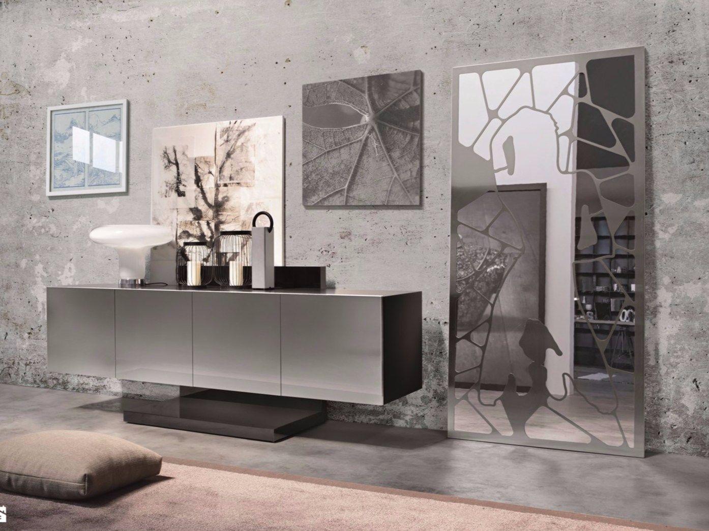 Madia Porta Tv Design.La Madia Nasconde Il Televisore