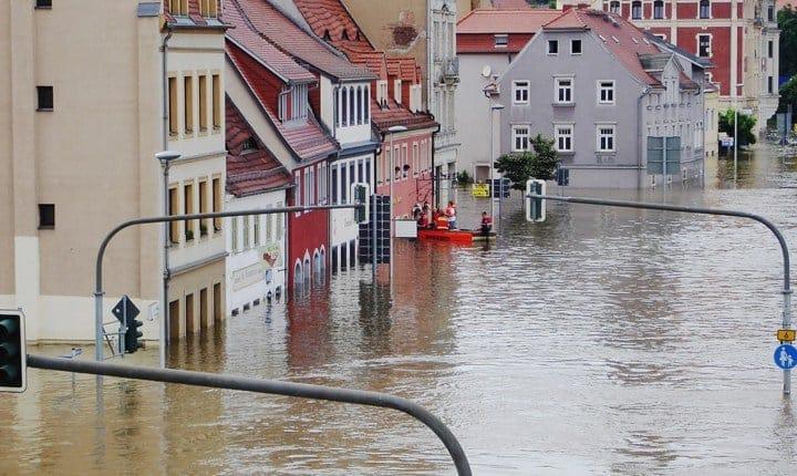 Dissesto idrogeologico, 2 milioni di persone a rischio alluvioni