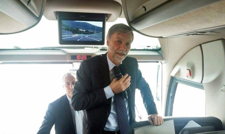L'Autostrada A3 Salerno-Reggio Calabria diventa A2 Autostrada del Mediterraneo