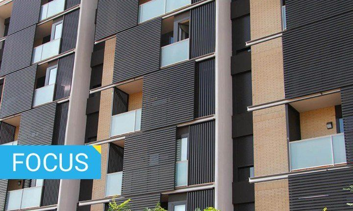 Plafoniere Da Condominio : Lavori in condominio come sfruttare le detrazioni fino all