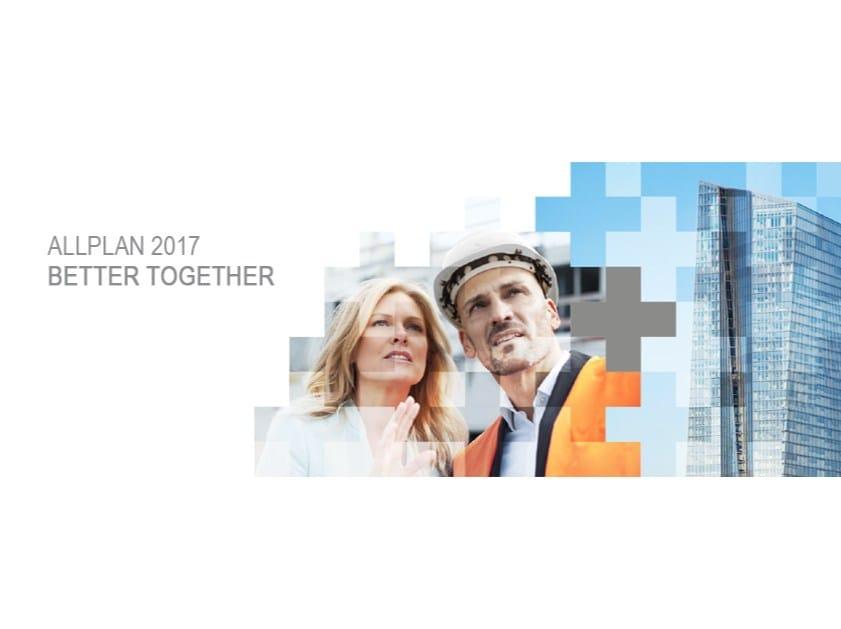Al BAU 2017 di Monaco Allplan presenta la realtà virtuale per il mondo delle costruzioni