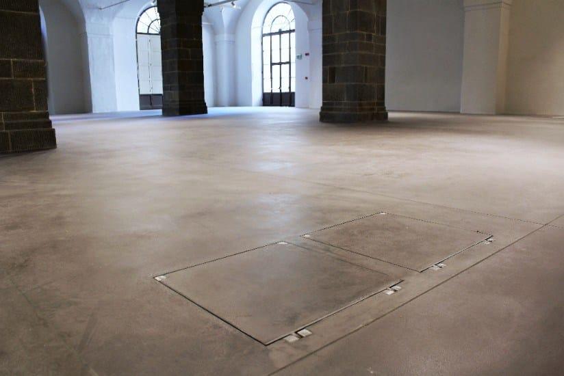 ACO per il cantiere dei nuovi Uffizi di Firenze