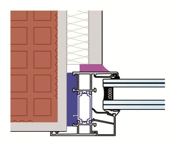 Berner Energy System: sistemi di posa qualificata dei serramenti per il massimo isolamento termico e acustico