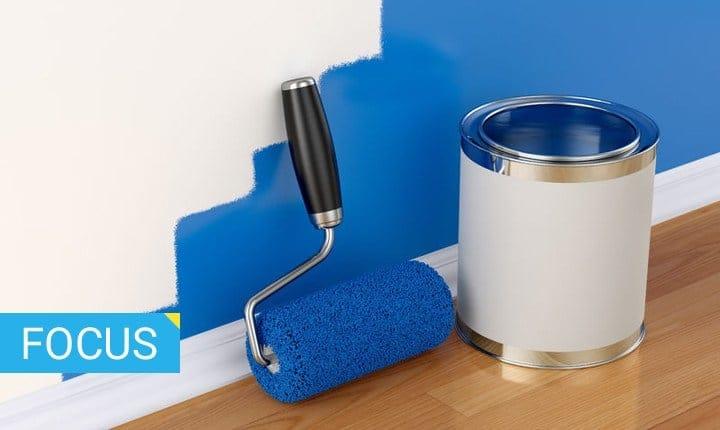 Pittura Per Soffitti Cucina : Pitture idropitture e vernici: guida alla scelta