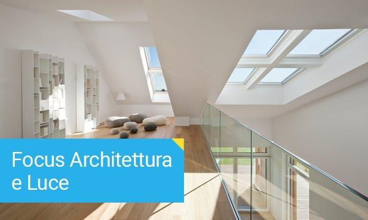 La luce zenitale in architettura
