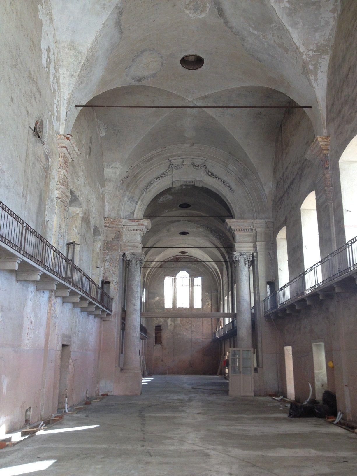 Ruredil: nuova vita per l'ex-ospedale S.Andrea di Vercelli