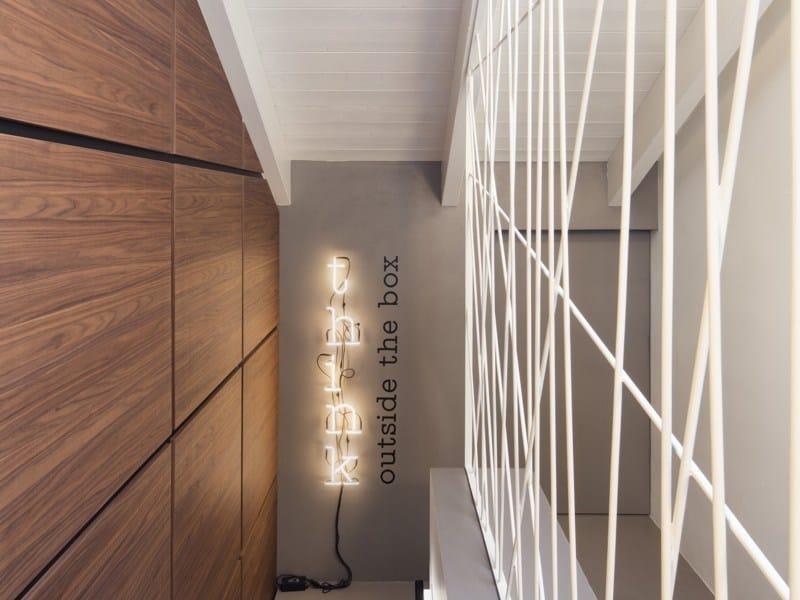A Milano la casa ispirata al concept 'Think outside the box'