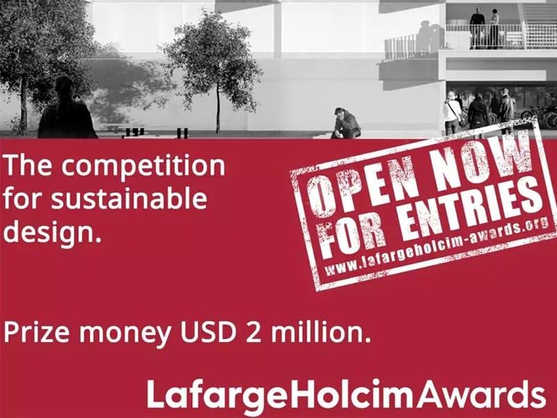 Ultima chiamata per il concorso LafargeHolcim Awards 2016/2017