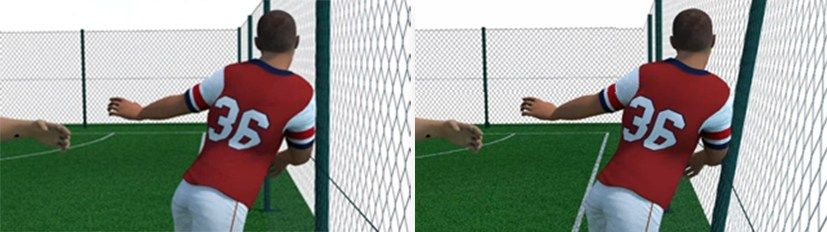 Betafence, meno infortuni in campo con B-Flex