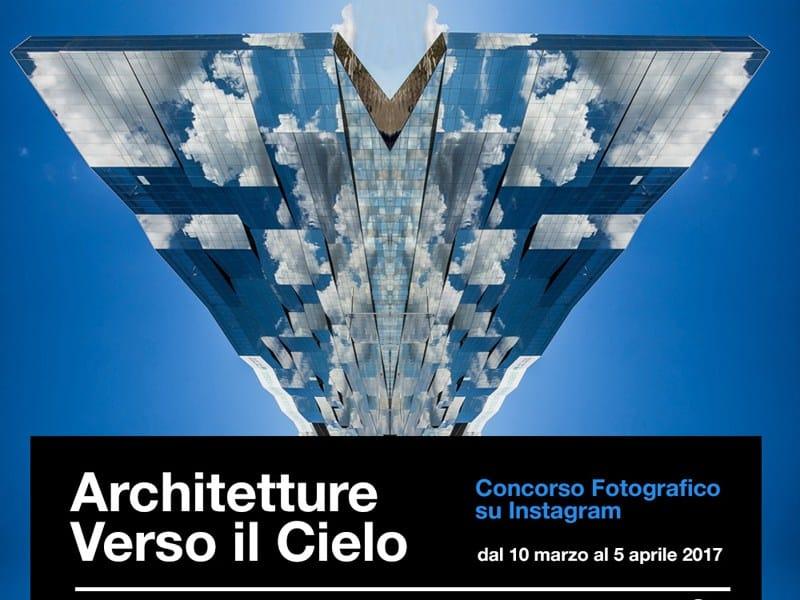 Architetture verso il cielo: contest fotografico su Instagram