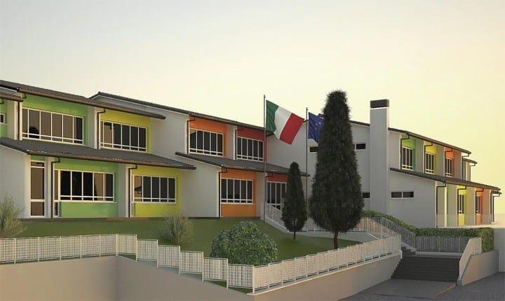 Scuola primaria 'Don Milani', Macerata Feltria (PU)