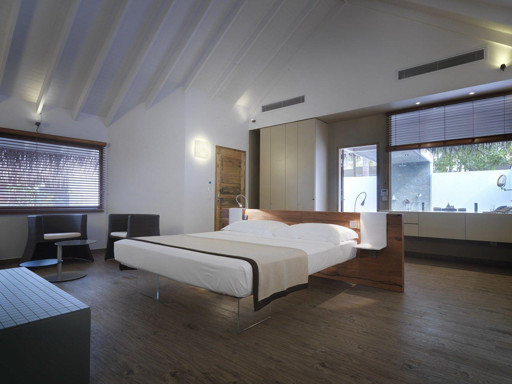 Lago arreda il primo design hotel delle Maldive