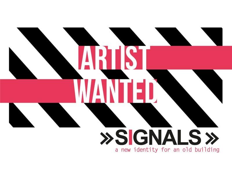 Signals_design ideas: Call for Artist!