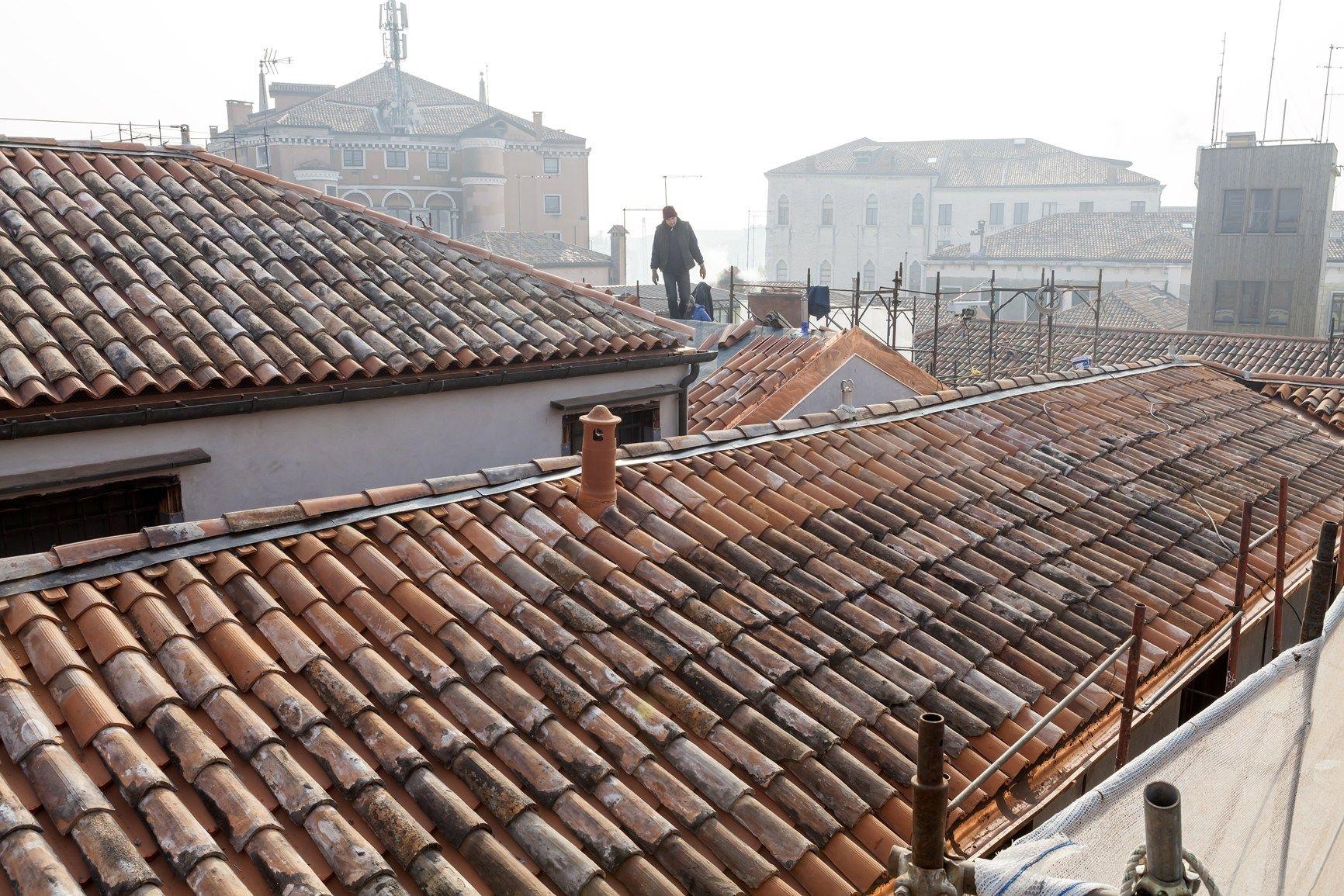 AERtetto per Ca' Bottacin, sede dell'Università Ca' Foscari di Venezia