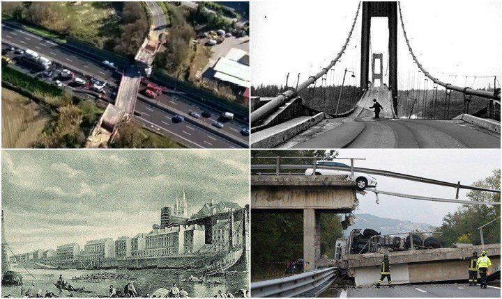I ponti crollano? Ecco perché