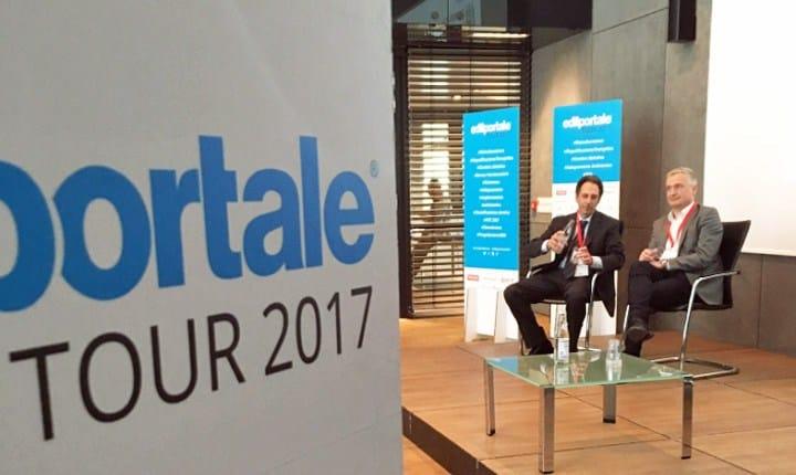Edilportale Tour 2017 ha fatto tappa a Bolzano