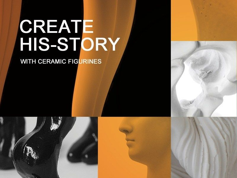 Al via Create His-Story with Ceramic Figurines