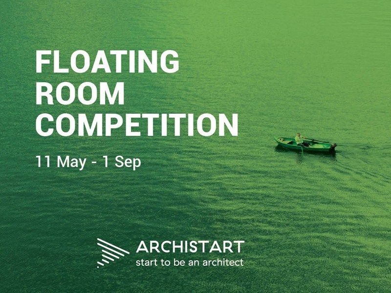 Archistart lancia FRC2017 - Floating Room Competition
