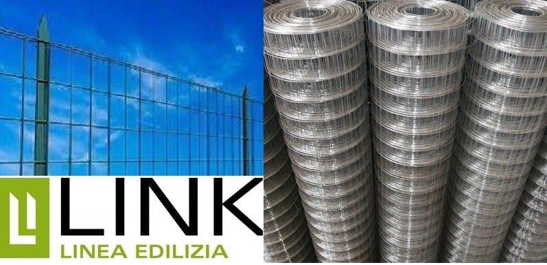 Link Industries: recinzione leggera di confinamento