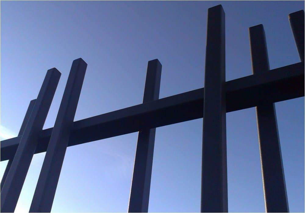 La recinzione Betafence gioca con il vento