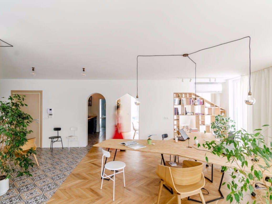 Another Space: un loft di spazi comunicanti